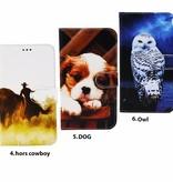 3D Print Book Case Galaxy A6 Plus 2018