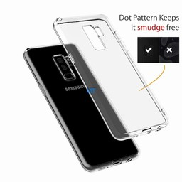 Silicone Dot Case Galaxy A6 (2018)