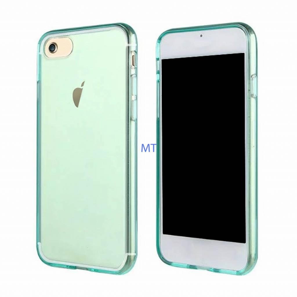 Clear Silicone case Moto G6
