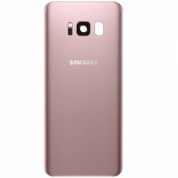 Samsung G950F Galaxy S8 Battery Cover, Pink, GH82-13962E