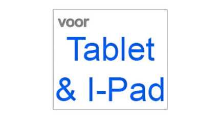 Tablet/ I-Pad  Glass Screen Protector