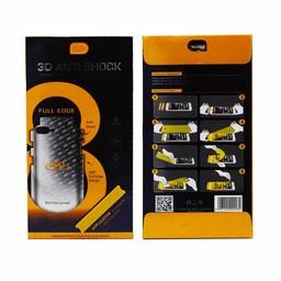 Note 8 3D Anti Shock 360 Full Edge TPU