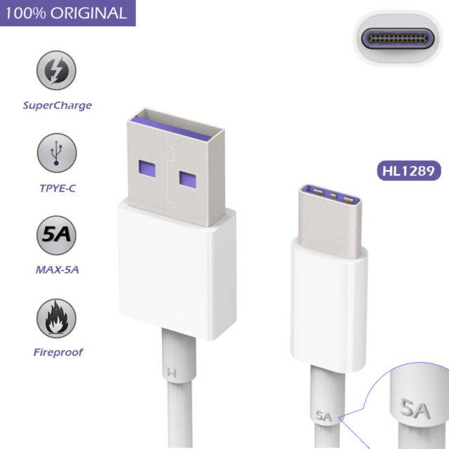 Huawei Originele USB 3.1 Type-C (HL1289)