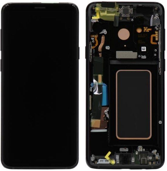 LCD Black Samsung Galaxy S9 Plus - GH97-21691A