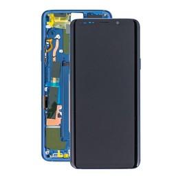 LCD Blue Galaxy S9 Plus - GH97-21691D