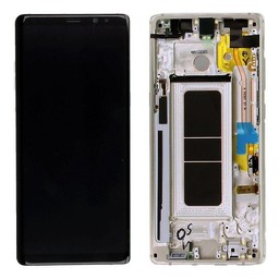LCD Samsung Galaxy Note 8 Gold GH97-21065D
