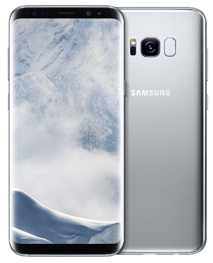 LCD Samsung Galaxy S8+ G955F LCD Touch Silver GH97-2054B