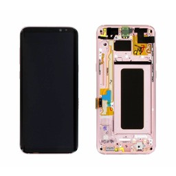 LCD Samsung Galaxy S8 Plus G955F Pink GH97-20470E