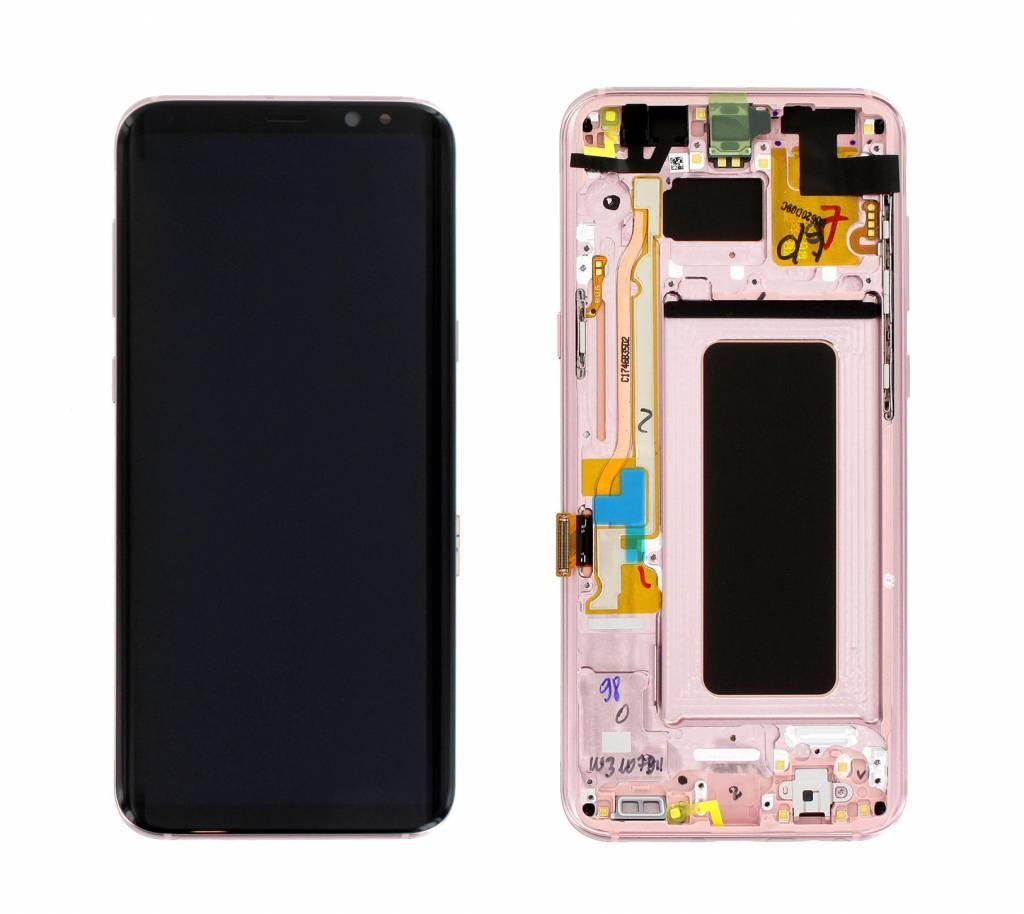 LCD Samsung Galaxy S8 Plus  Pink GH97-20470E