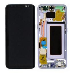 LCD Samsung Galaxy S8 G950F Violet Grey GH97-20457C
