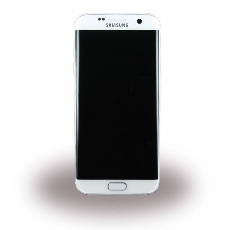 LCD Samsung Galaxy S7 Edge G935 White (GH97-18533D)