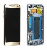 LCD Samsung Galaxy S7 Edge G935 Gold (GH97-18533C)