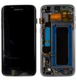 LCD Samsung Galaxy S7 Edge G935 Black  (GH97-18533A)