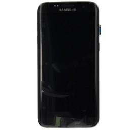 LCD Samsung Galaxy S7 Edge G935 Sort (GH97-18533A)