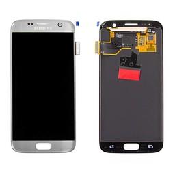 LCD Samsung Galaxy S7 G930 Sølv GH97-18523B