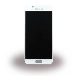 LCD Samsung Galaxy S7 G930 Hvid GH97-18523D
