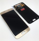 LCD Samsung Galaxy S7 Guld G930 (GH97-18523C)