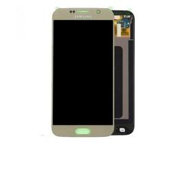 LCD Samsung Galaxy S6 Edge G925 Goud (GH97-17162C)