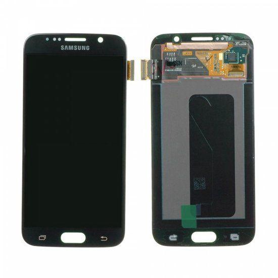 LCD Samsung Galaxy S6 G920 Black GH97-17260A
