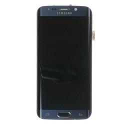 LCD Samsung Galaxy S6 Edge G925 Zwart GH97-17162A