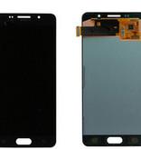 LCD Samsung A8 2018 SM-A530F Black GH97-21406A