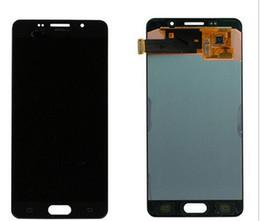 LCD Samsung SM - A520F Galaxy A5 (2017) Black - GH97 - 19733A