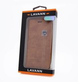 Lavann VIP Leather Bookcase Huawei P Smart