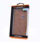 Lavann VIP Leather Bookcase Huawei P Smart