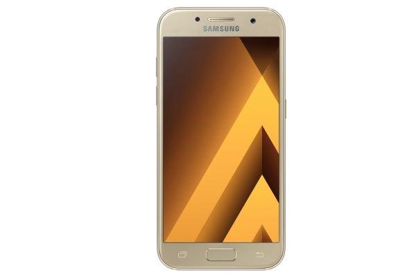 LCD Samsung SM - A320f Galaxy A3 (2017) Gold - GH97-19732B