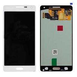 LCD Samsung Galaxy A5 A510F 2016 Wit GH97-18250A