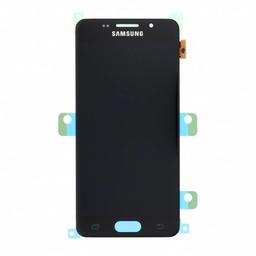 LCD Samsung Galaxy A3 2016 A310F Zwart GH97-18249