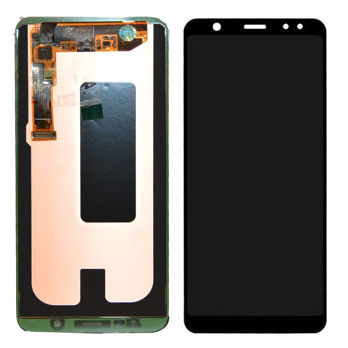 LCD Samsung SM_A600F Galaxy A6 Plus (2018) Black GH97_21878A