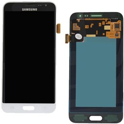 LCD Samsung Galaxy J3 2016 Zwart GH97-18414C