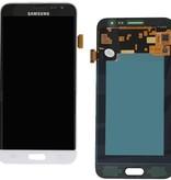 LCD Samsung Galaxy J3 2016 Goud GH97-18414B