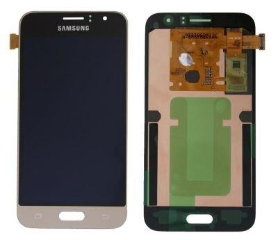 LCD Samsung Galaxy J1 2016 Goud  GH97-18224B