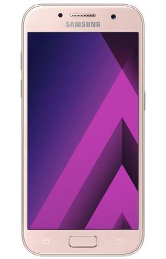 LCD Samsung Galaxy A320 (2017) Rose GH97-19732D