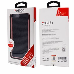 Yesido Premium Class Hard Case For I-Phone 7 Plus / 8 Plus