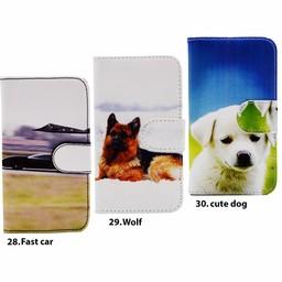 Print Bookcase Galaxy S4 Mini