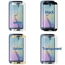 Small Tempered Glass Protector 3D Curved Note 8