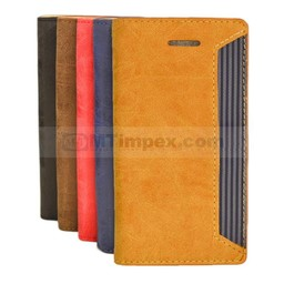 Suede Leather Book IPhone 6 Plus