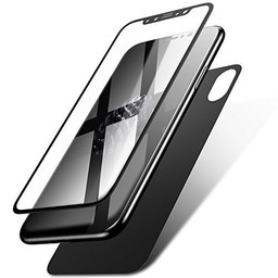 3D Glass Front and Back For I-Phone Xs