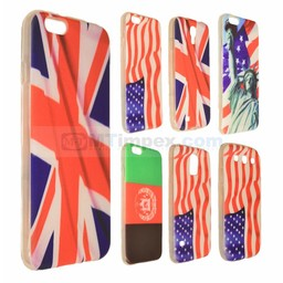 Flag TPU Case IPhone 5/5S