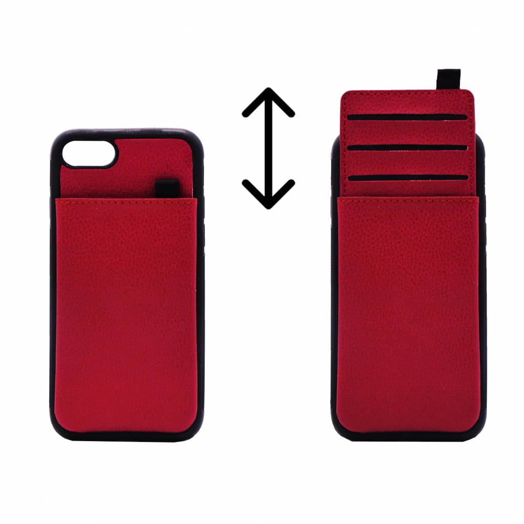 Card Case Silicone Mo Si Deng For I.Phone Xs