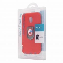 Cat Print Magnetic & Holder Case i.Phone Xs