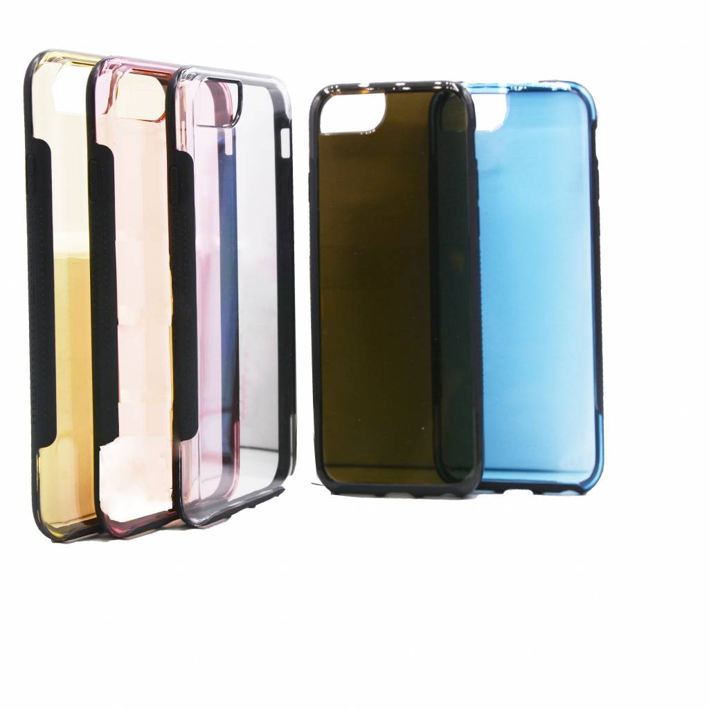 Anti Grip Silicon Case CQ&T For I.Phone Xs
