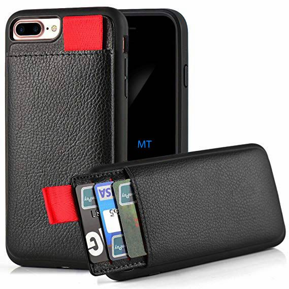 Cards Leather O-Star For I-Phone X