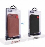 Cards Leather O-Star For I-Phone 7 & 8