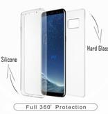 360 Fully PC + Glass Case P20 Lite