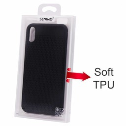 TPU Soft Senimo For I-Phone XS MAX