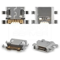 Charger Connector Only LG Q6